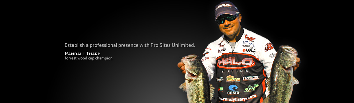 pro sites unlimited testimonials for the best angler and business