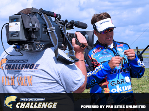 The Scott Martin Challenge relaunches with Pro Sites Unlimited
