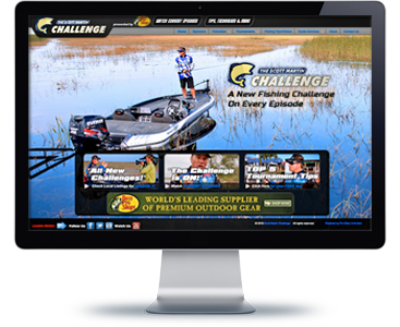 Scott Martin Challenge powered by Pro Sites Unlimited