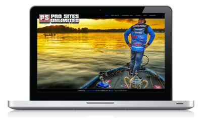 Pro Sites Unlimted - angler website themes