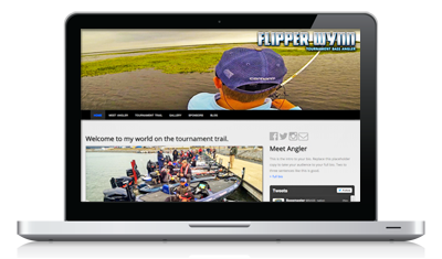 Pro Sites Unlimited angler website themes